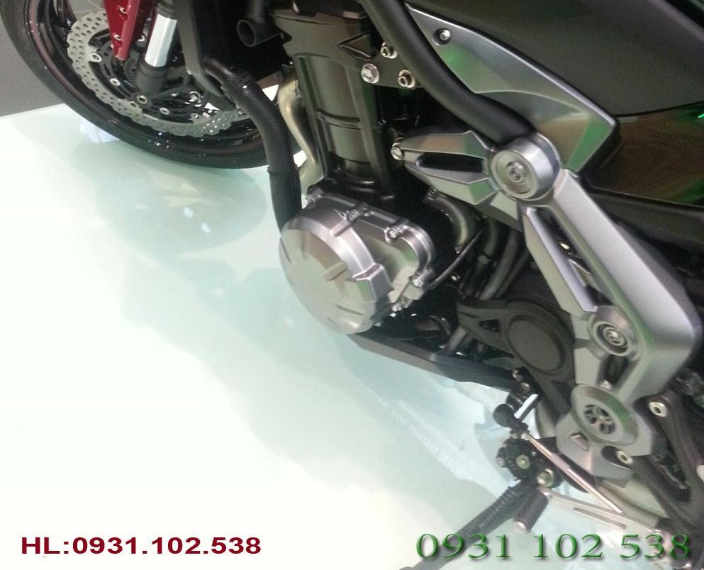 Chi tiết hình ảnh Z900