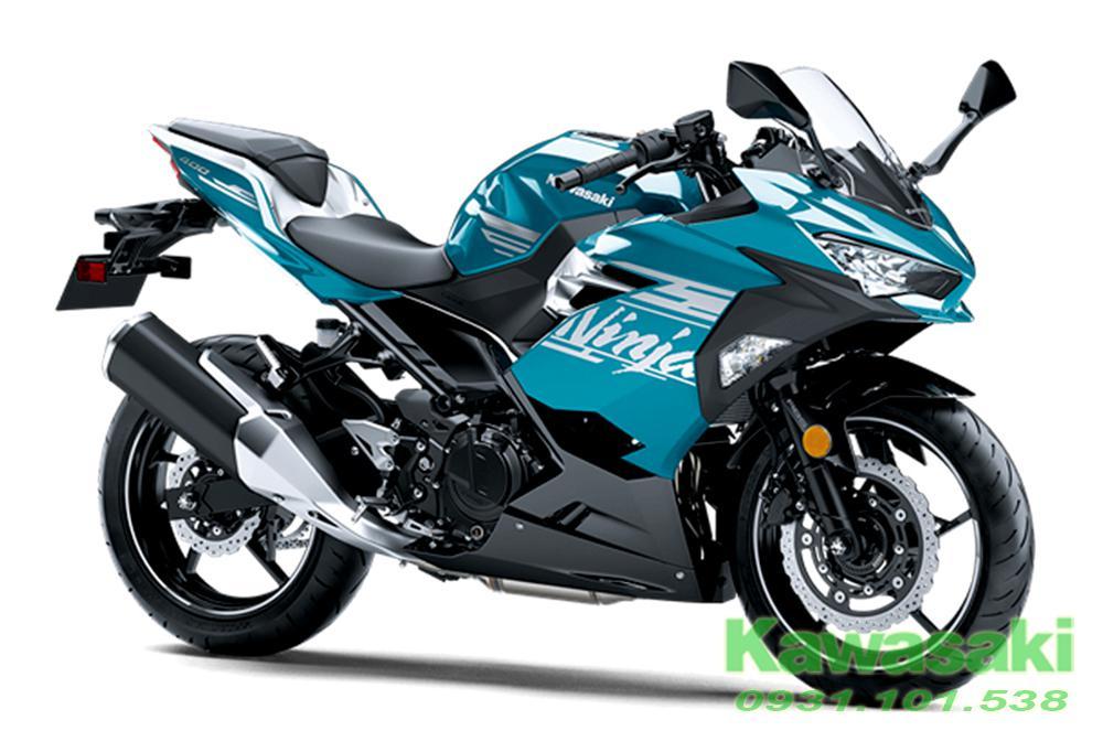 Kawasaki Ninaj 400 ABS 2021