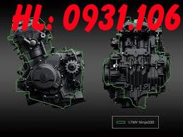Kawasaki Ninja 400 nhập khẩu chính thức