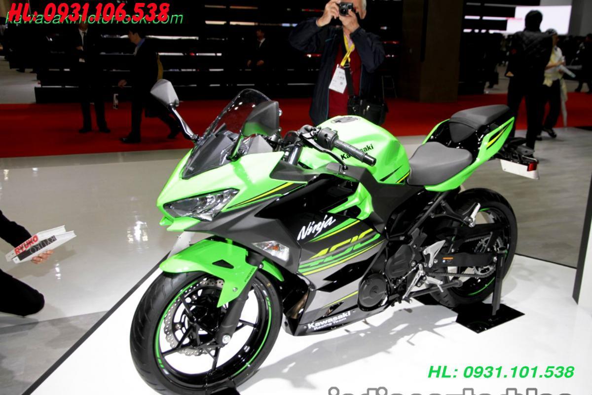 Kawasaki Ninja 400 nhập khẩu  hàng hãng