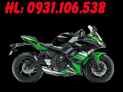 Kawasaki Ninja 400 nhập khẩu  chính ngạch