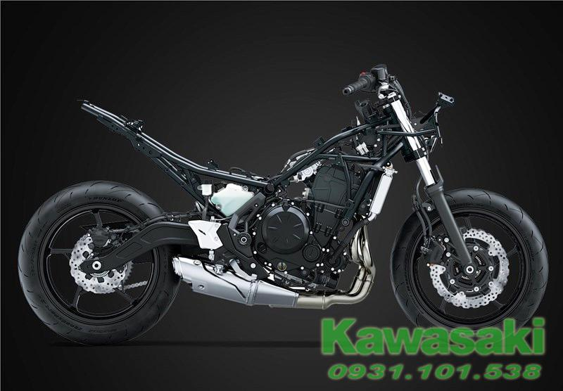 Kawasaki Ninja 650 ABS 2021