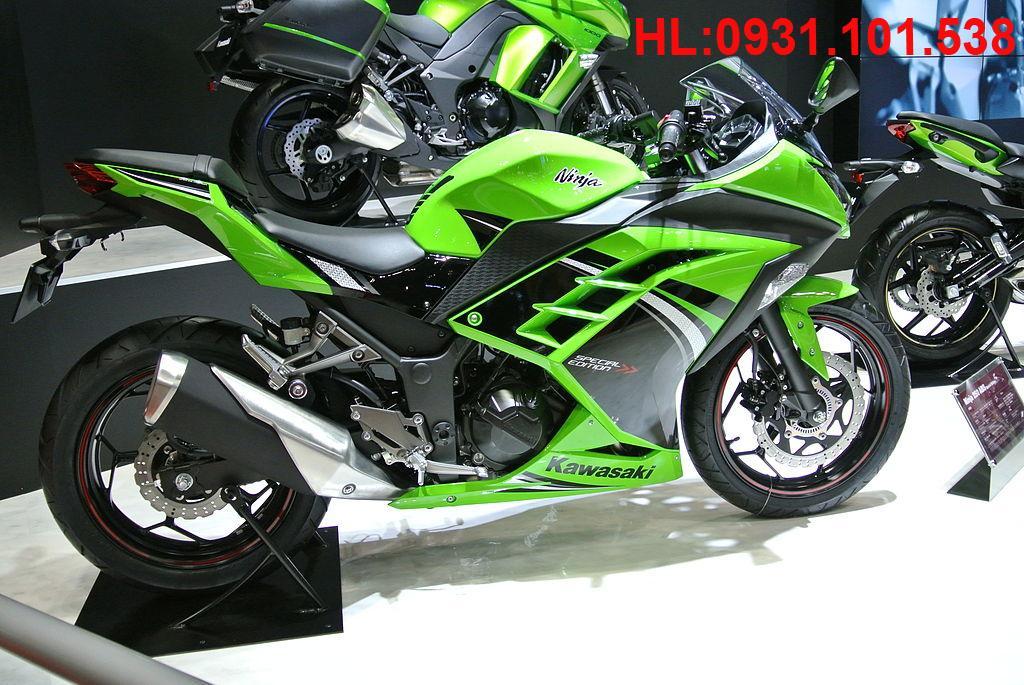 Kawasaki Ninja sport