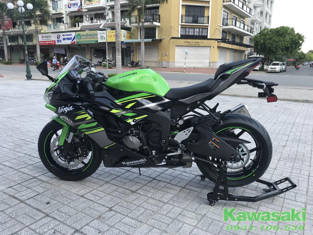 Kawasaki Ninja ZX6r 2020 giá rẻ