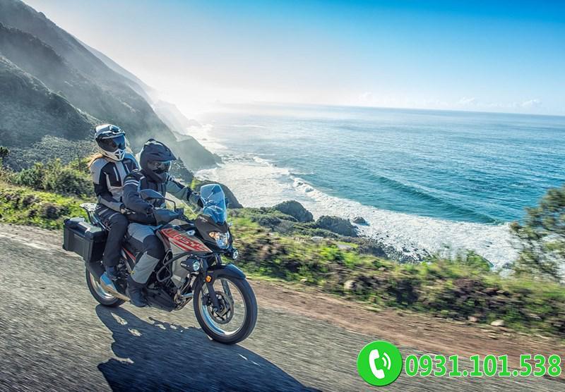 Kawasaki Versys-X300 ABS 2021 Tourer