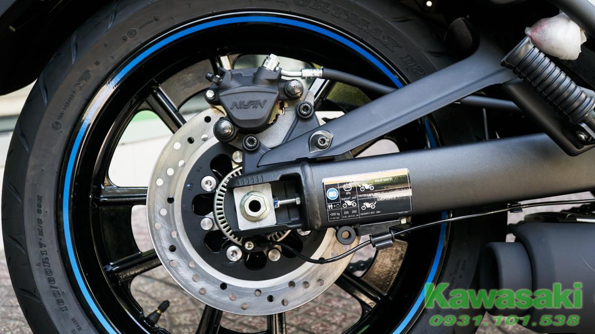 Kawasaki Vulcan 650 ABS 2021