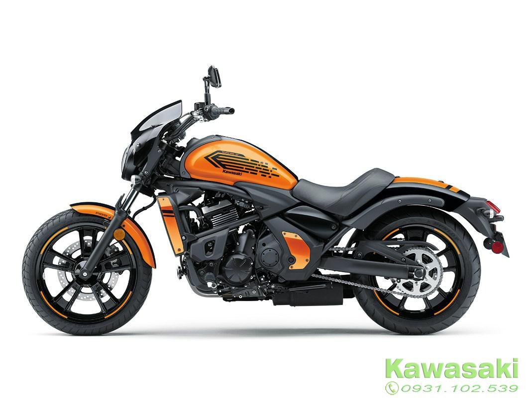 Kawasaki Vulcan 650