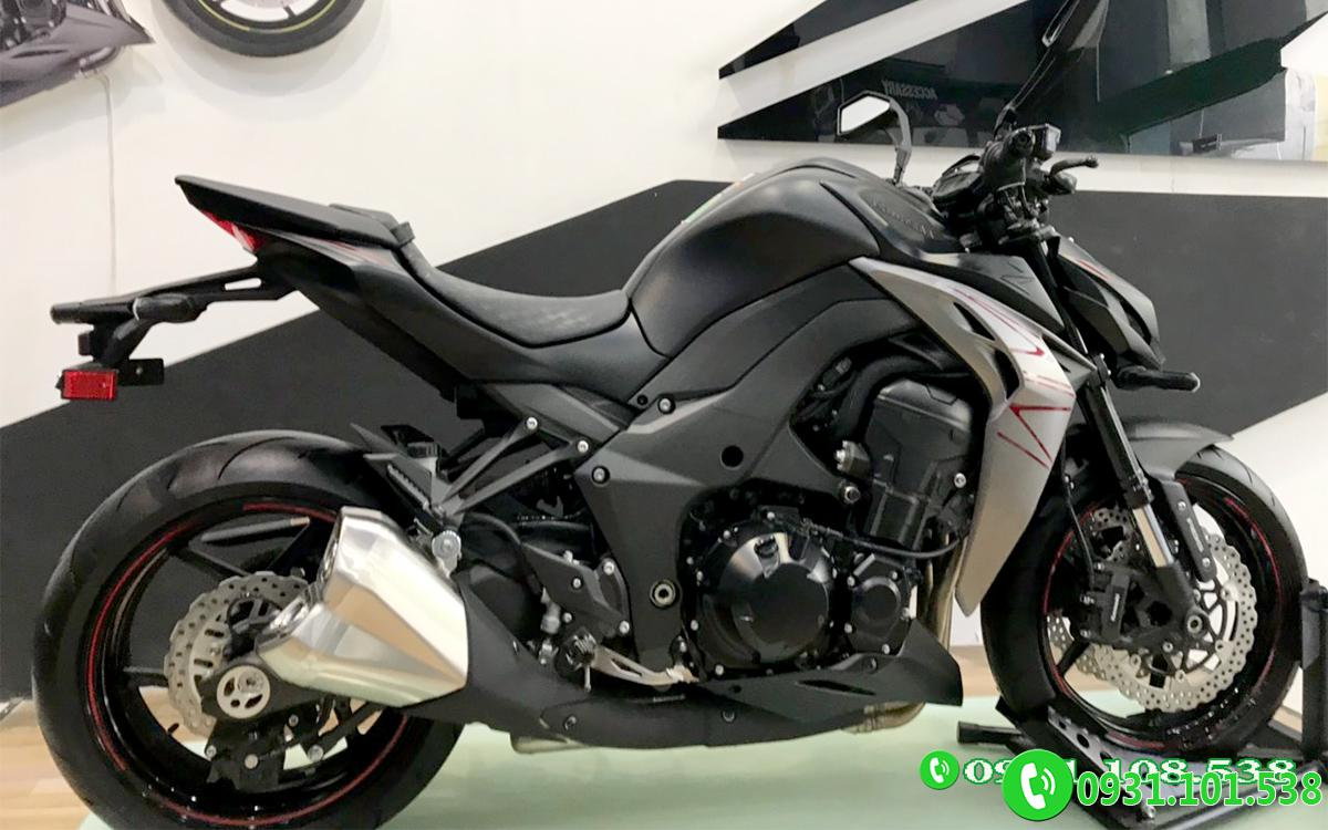 Kawasaki Z1000ABS 2021