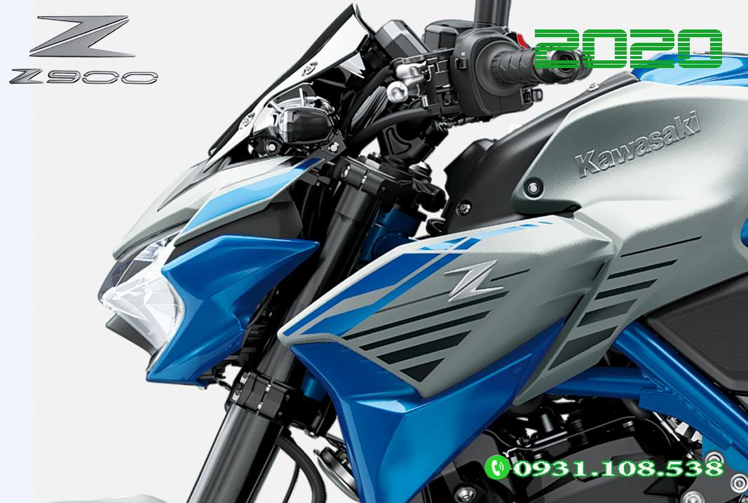 Kawasaki Z900ABS 2021 chính hãng