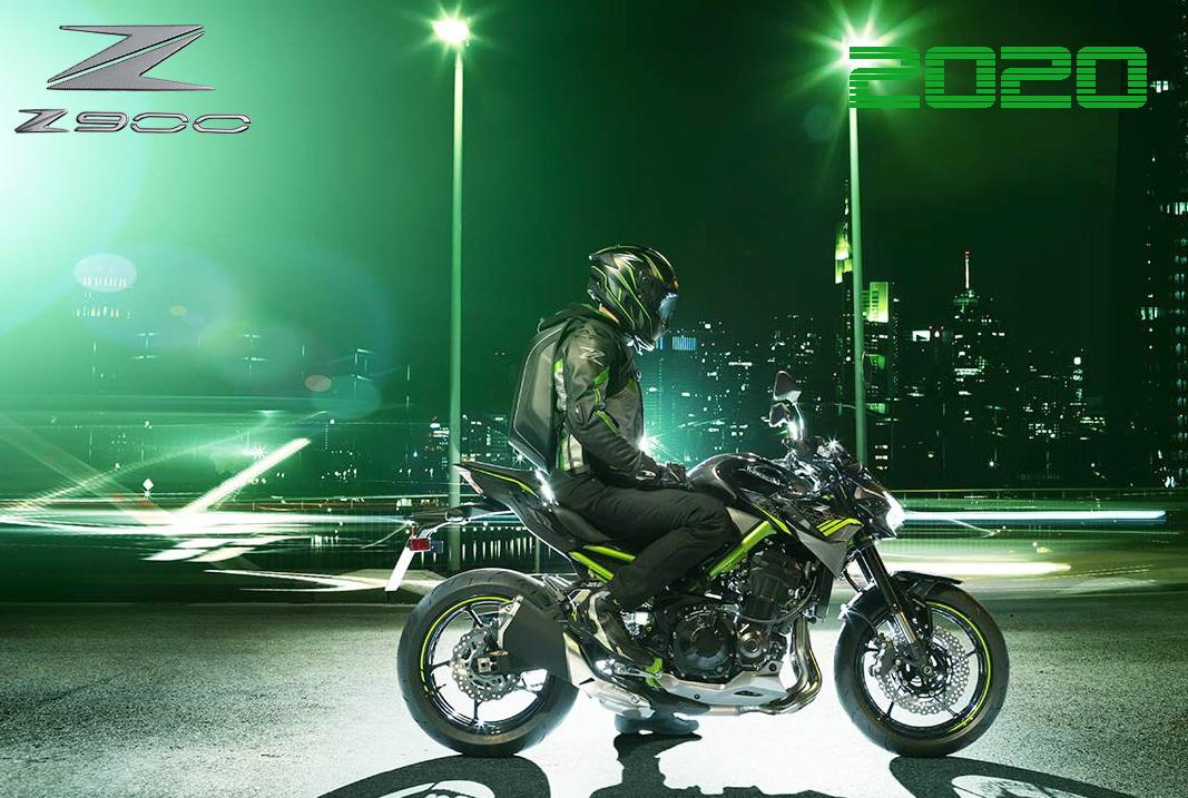 Kawasaki Z900ABS 2021