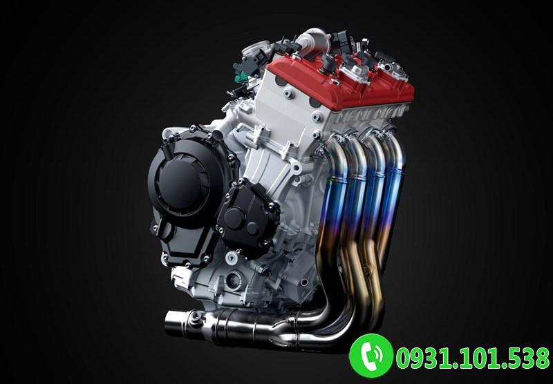 Kawasaki ZX10R 2021 KRT