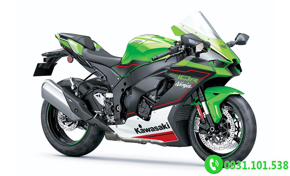 Kawasaki ZX10R ABS 2021