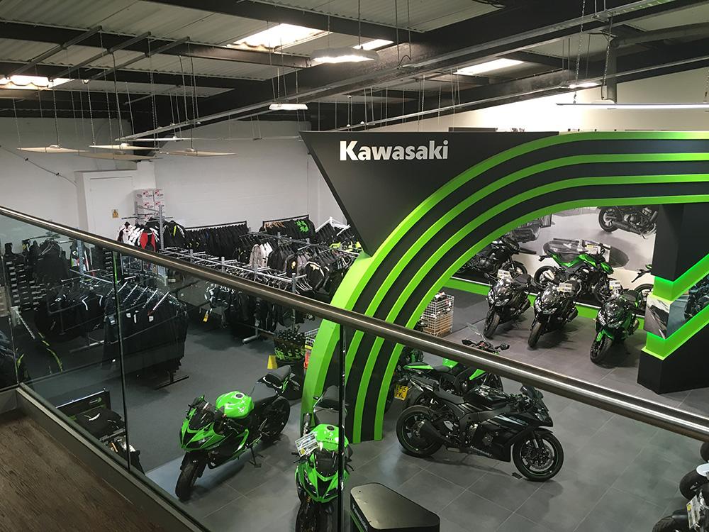 Trung tâm Kawasaki mới nhất