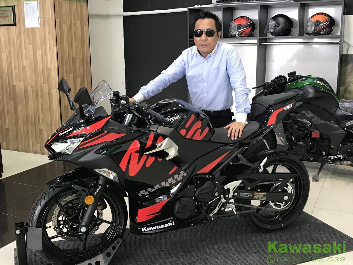 showroom Kawasaki Sai gon