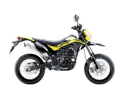 Kawasaki D - Tracker 150