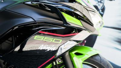 Kawasaki Ninja 650 ABS KRT EDITION 2021