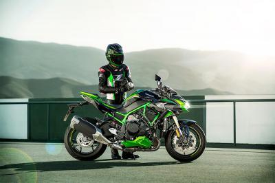 Kawasaki ZH2 SE 2021