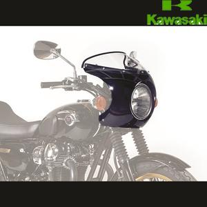 KIT-ACCESSORY,RETRO COWL.,BLUE W800 - Model Year 2017