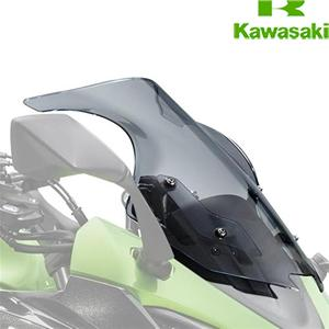 KIT-ACCESSORY,SMOKE-WINDSHIELD Ninja - Ninja 1000