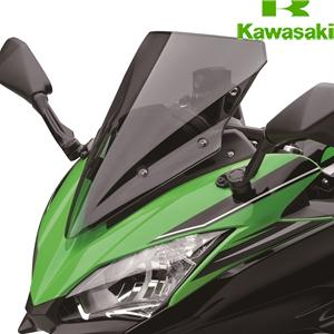 KIT-ACC,WINDSHIELD(SMOKE) Ninja - Ninja 650