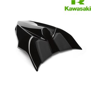 KIT,SINGLE SEAT COVER,M.S.BLK Ninja - Ninja 650