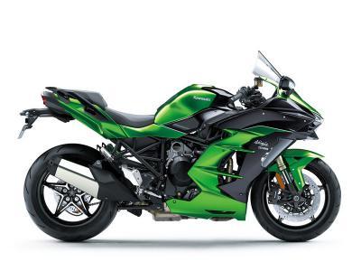 Kawasaki Ninja H2 SE
