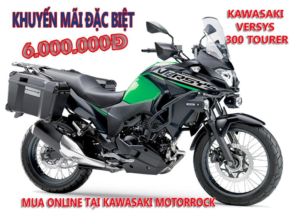 Kawasaki verys-X 300ABS 2021