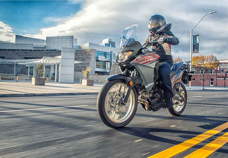 versys -300 x abs 2021