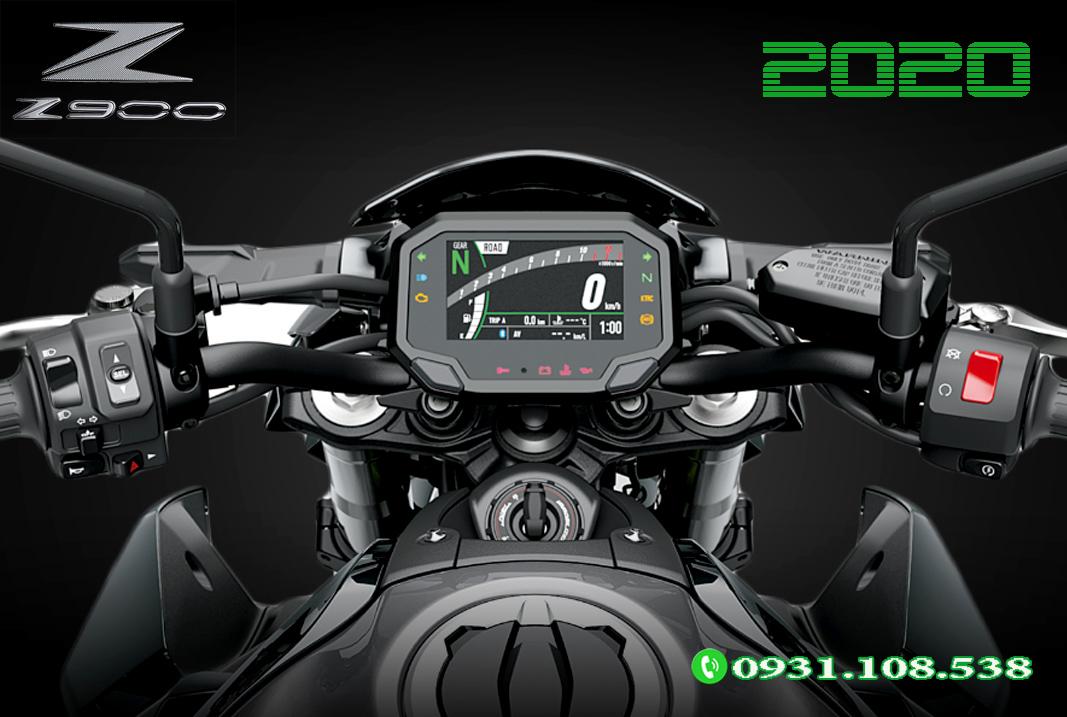 đồng hồ TFT Z900 2020