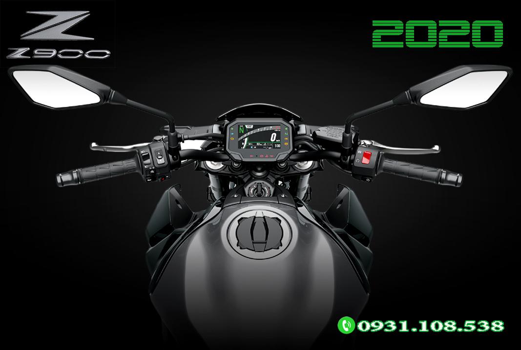 Ghi đôgn Z900 ABS 2020