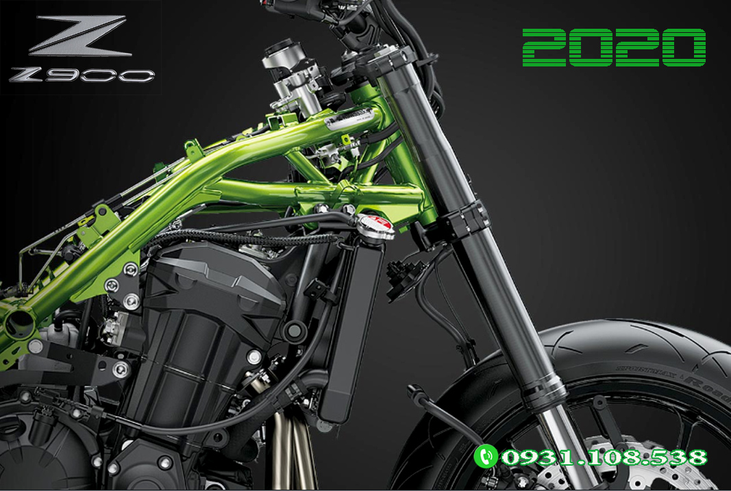 Khung Z900ABS 2020