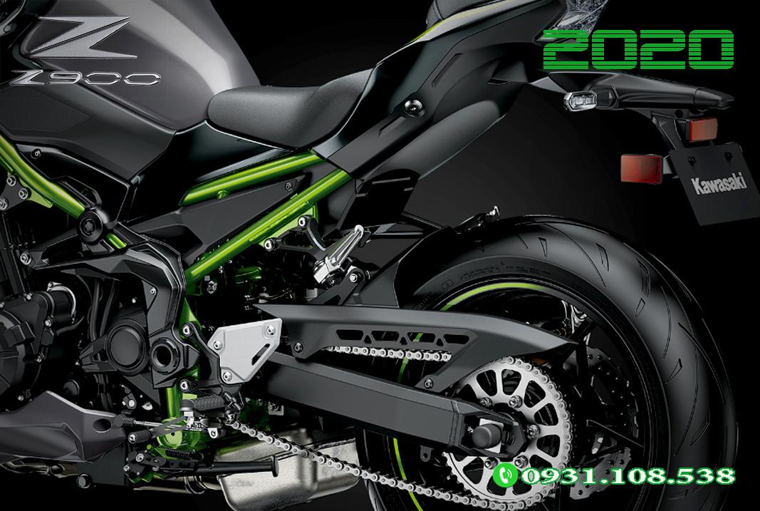 yên xe Z900ABS 2020