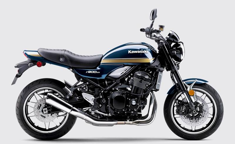 Kawasaki Z900RS ABS SE 2021