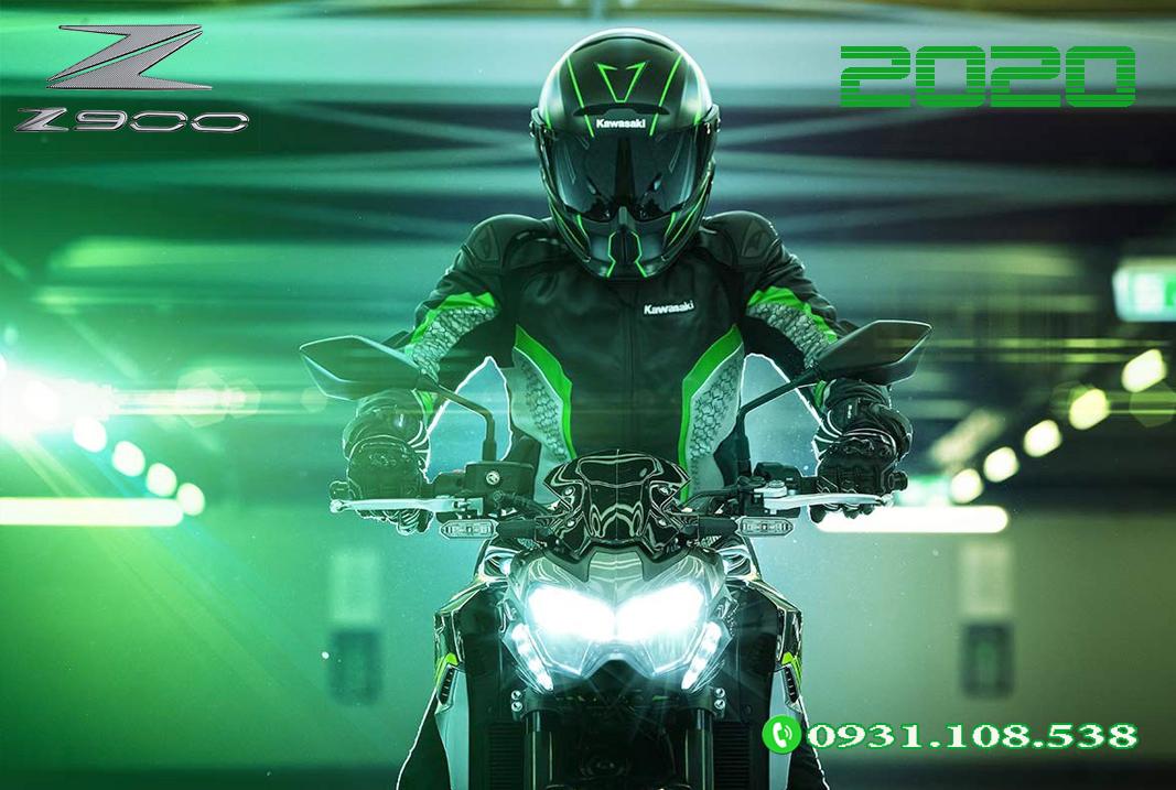 đều đèn Z900 2020